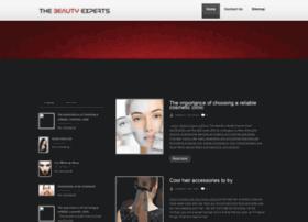 thebeautyexperts.net