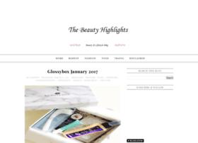 thebeautyhighlights.blogspot.in
