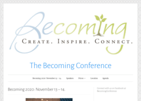 thebecomingconference.com