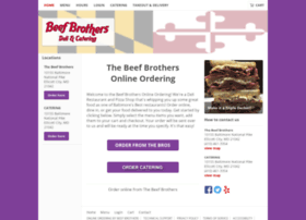 thebeefbrothers.com