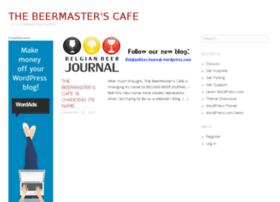 thebeermasterscafe.wordpress.com