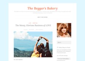 thebeggarsbakery.net