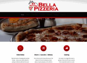 thebellapizza.com