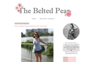 thebeltedpear.blogspot.kr