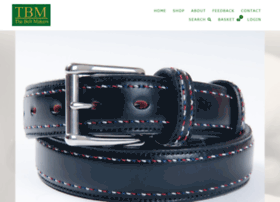 thebeltmakers.com