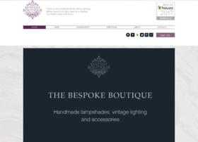 thebespokeboutique.co.uk