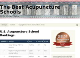 thebestacupunctureschools.com