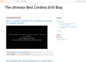 thebestcordlessdrilldriver.blogspot.no