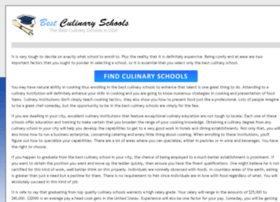thebestculinaryschools.net