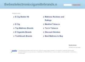 thebestelectroniccigarettebrands.net