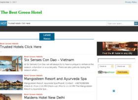 thebestgreenhotel.com