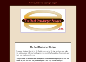 thebesthamburgerrecipes.com