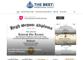 Thebesthomeschoolguide.com