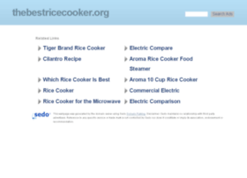 thebestricecooker.org
