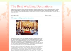 thebestweddingdecorations.blogspot.com