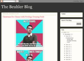 thebeuhlerblog.blogspot.com