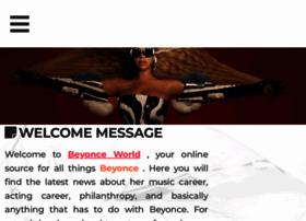 thebeyonceworld.com