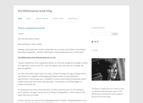 thebibliomaniacbookblog.com