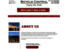 thebicyclecentral.com