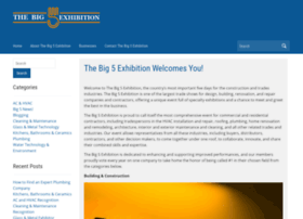 thebig5exhibition.com