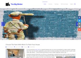 thebigbinder.com