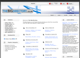 thebigdirectory.co.uk