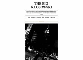 thebigklosowski.com