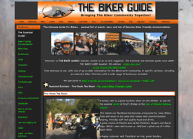 thebikerguide.co.uk