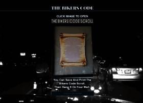 thebikerscode.com
