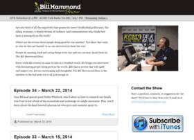 thebillhammondshow.com