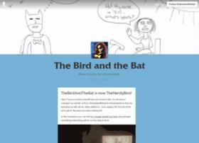 thebirdandthebat.tumblr.com