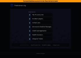 thebirdman.org