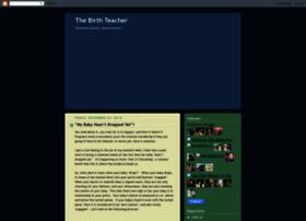 thebirthteacher.blogspot.com