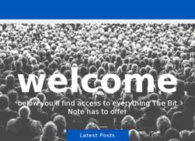 thebitnote.com