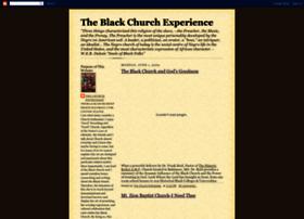 theblackchurchexperience.blogspot.com