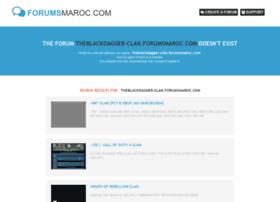 theblackdagger-clan.forumsmaroc.com
