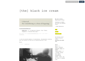 theblackicecream.tumblr.com
