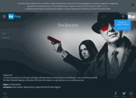 theblacklist.rai.it
