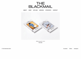 theblackmail.com.au