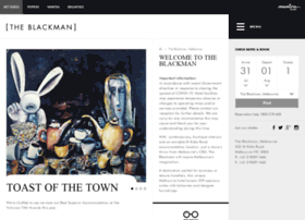 theblackman.com.au