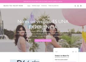 theblacktiedress.com.mx