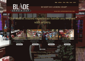 thebladebarbershop.com