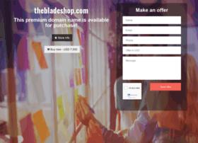 thebladeshop.com
