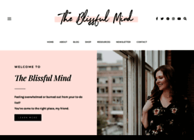 theblissfulmind.com