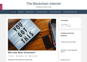 theblockchaininternet.com