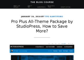 theblogcourse.com