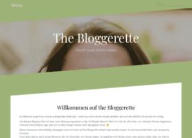 thebloggerette.com