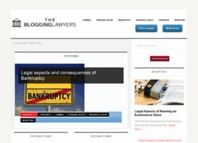 theblogginglawyers.com