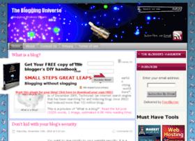 theblogginguniverse.com