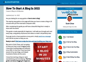 theblogstarter.com